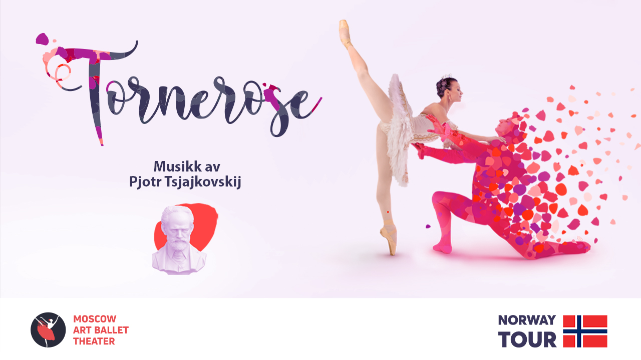 Tornerose med Moscow art ballet theater