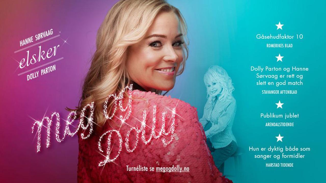 Meg og Dolly - Hanne Sørvaag elsker Dolly Parton