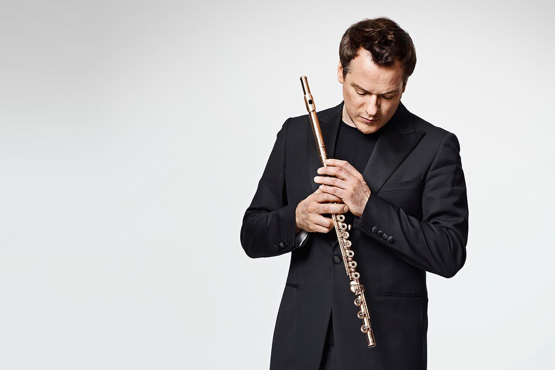 SSO: Fyrrig fløytespill og Strauss orkestersuite