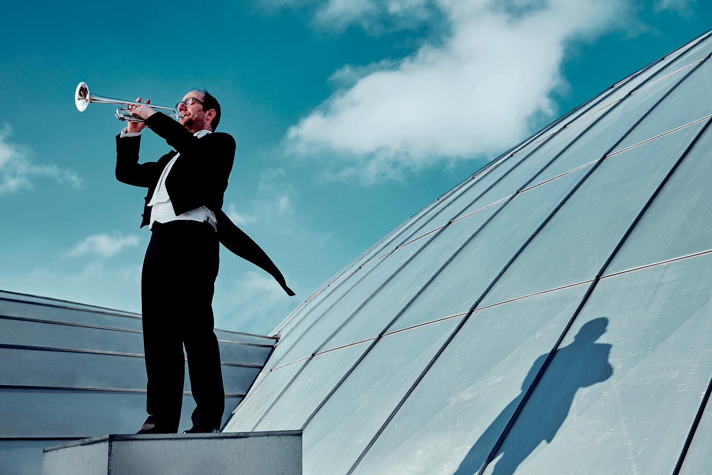 SSO: Bjergsted Brass Week og Rakhmaninovs Tredje