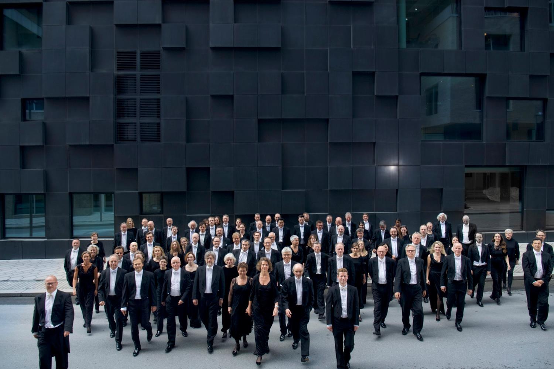 SSO: Gjestespill: Oslo Filharmoniske Orkester