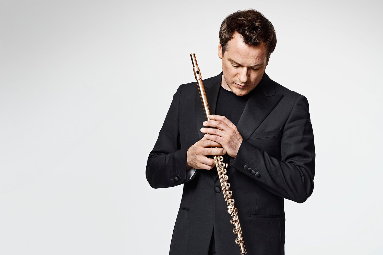 SSO: Mozarts Fløytekonsert med Emmanuel Pahud