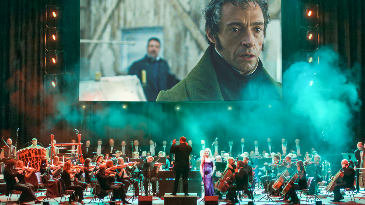 The Music of Les Miserables
