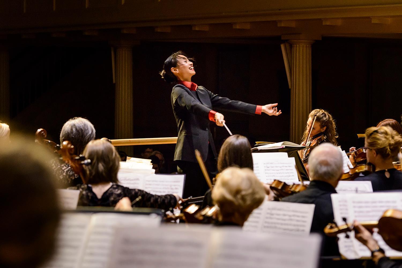 SSO: Scheherazade og Rakhmaninovs Våren