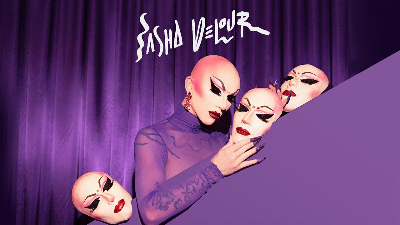 Sasha Velour Smoke & Mirrors 2022