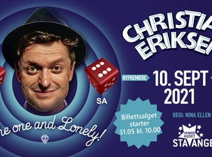 Christian Eriksen: The one and Lonely - Premiere