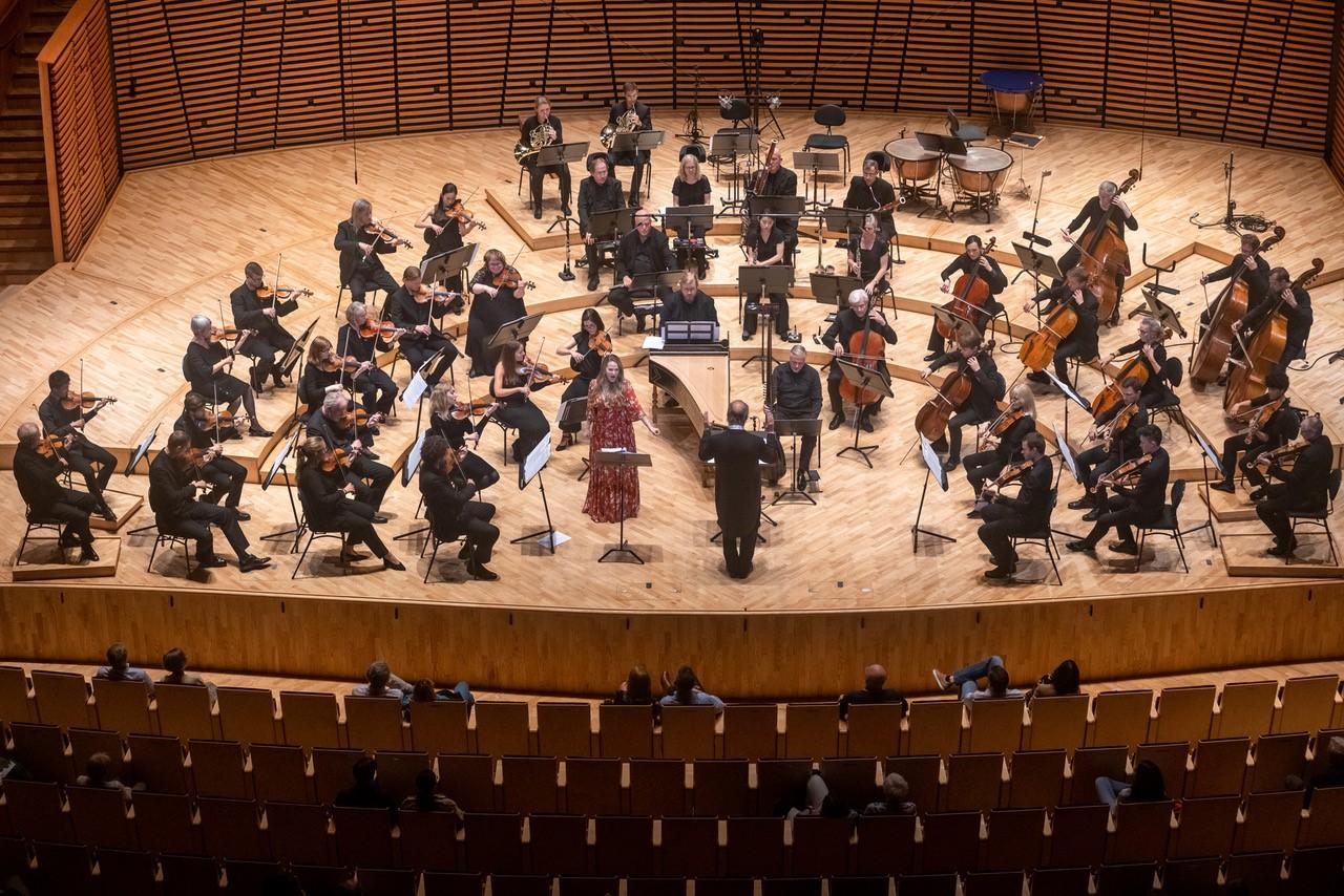 Kammermusikkfestivalen: 12. Kveldskonsert med Stavanger Symfoniorkester