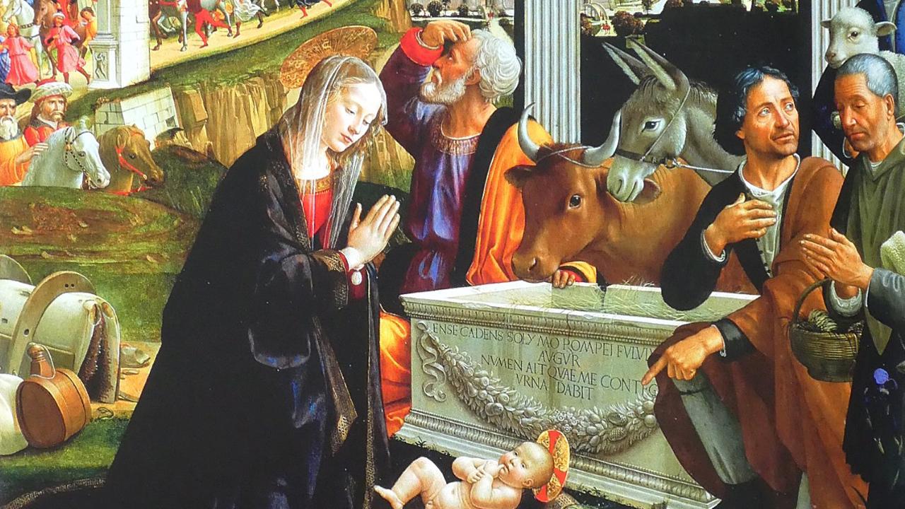 Mysteriets ansikter - Orgelets julekonsert