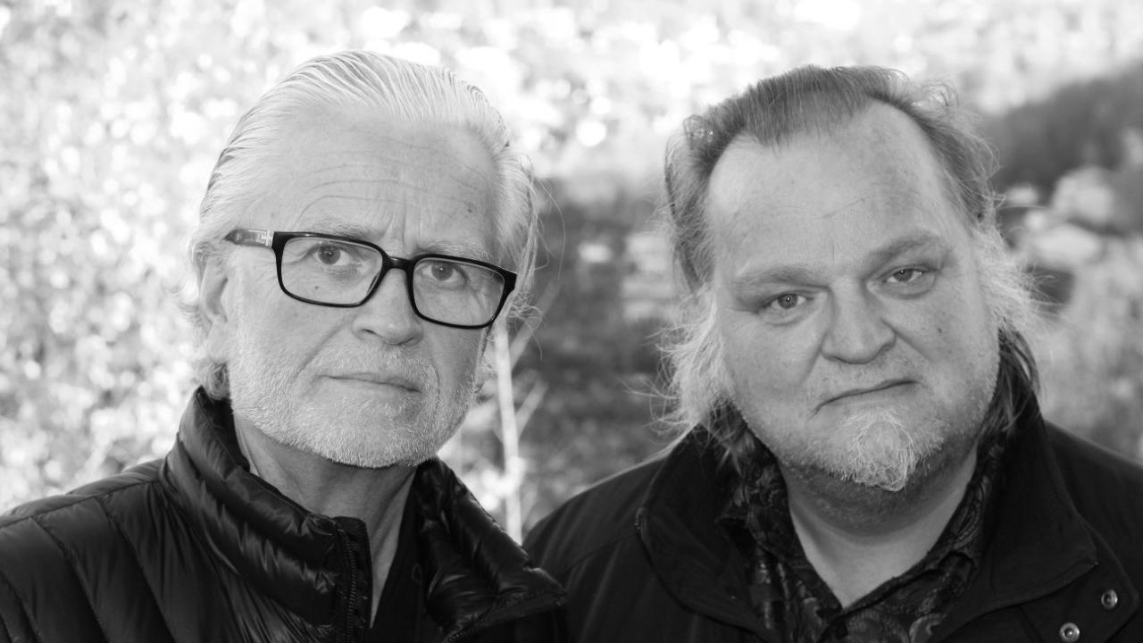 Iver Kleive og Knut Reiersrud