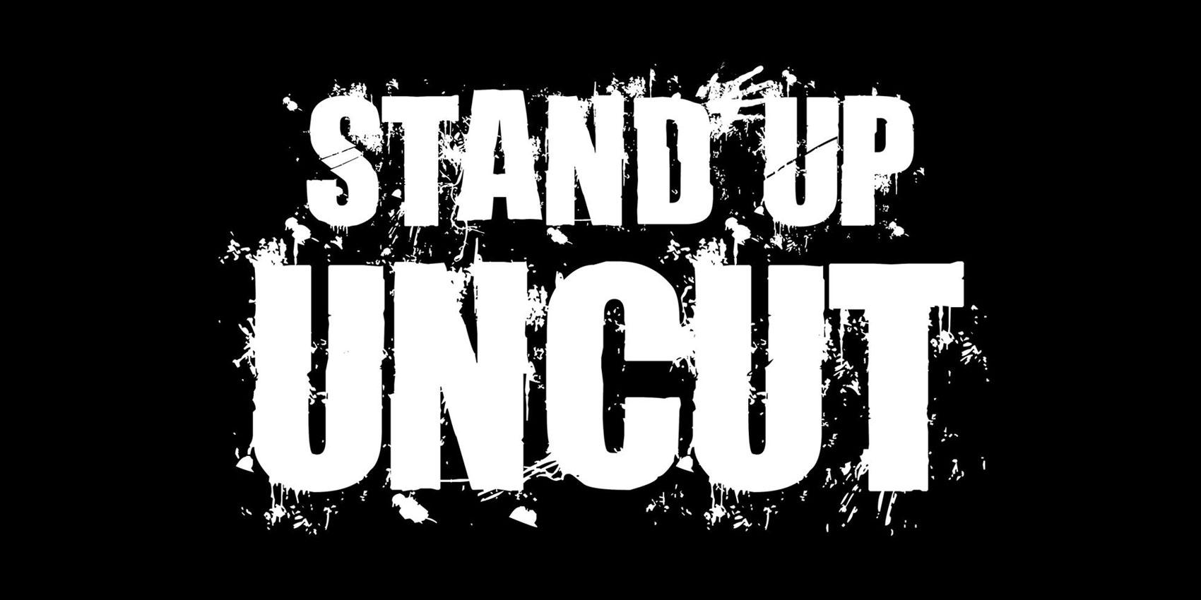 Stand Up Uncut i Folken