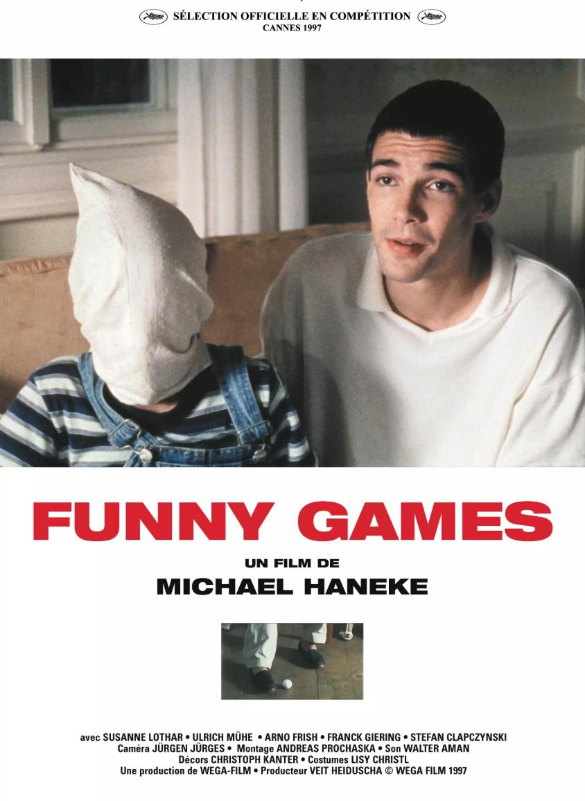 Sølvberget cinematek: Funny Games (1997)