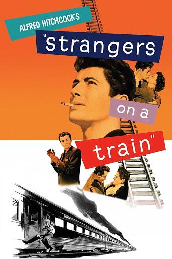Sølvberget cinematek: Strangers on a train (1951)