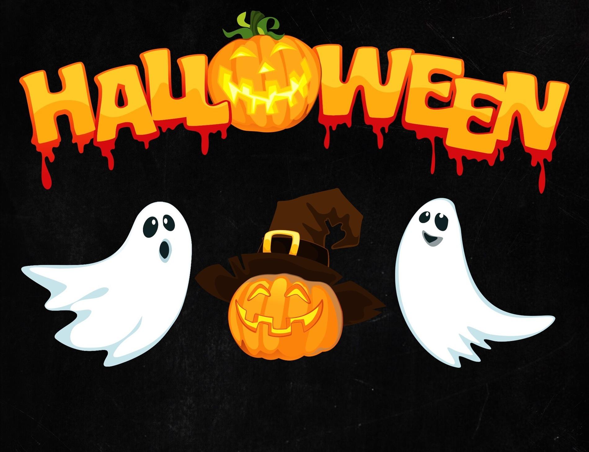 Søndagsbarn: Halloween-verksted