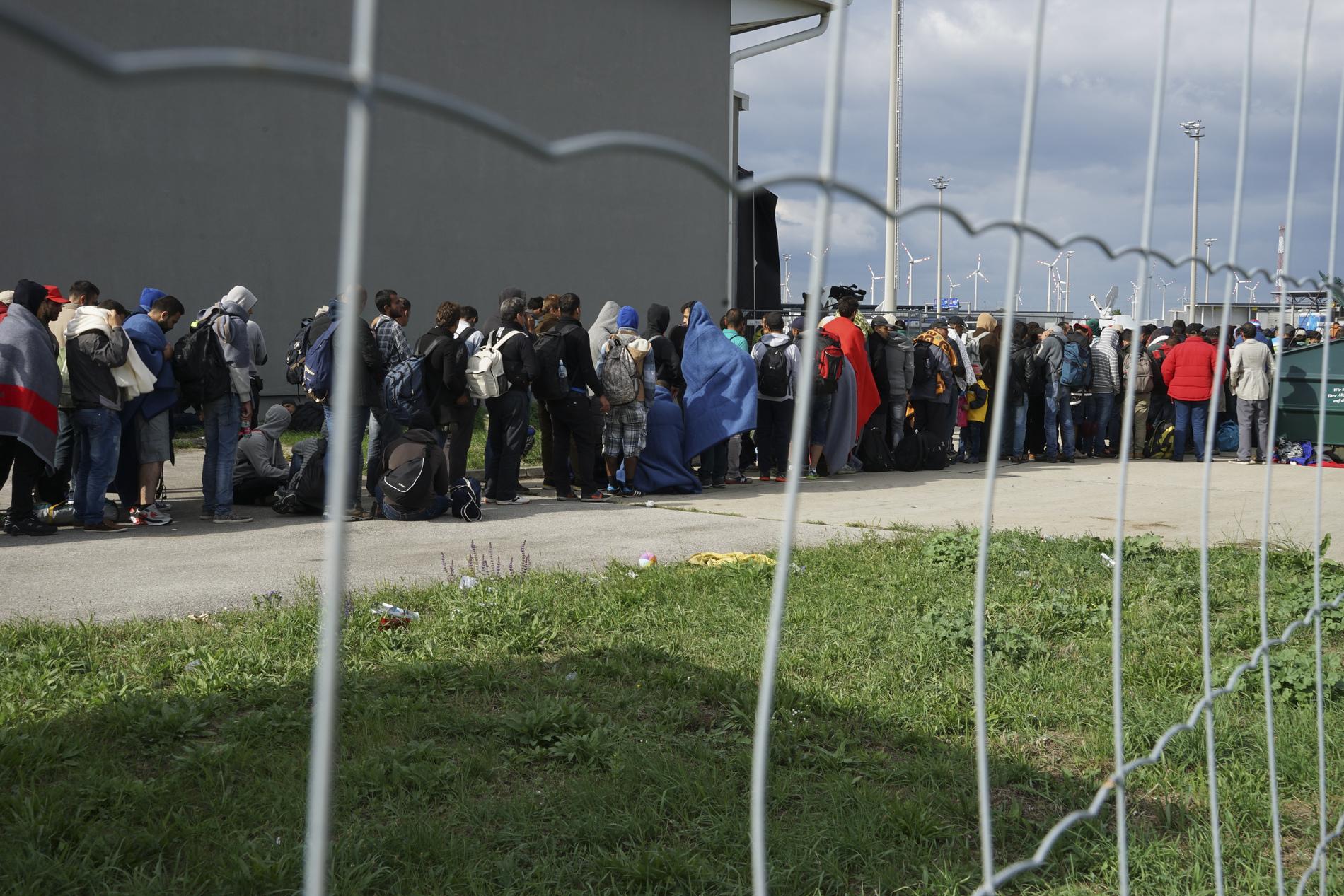 Global morgen: Flyktningsituasjon i Europa