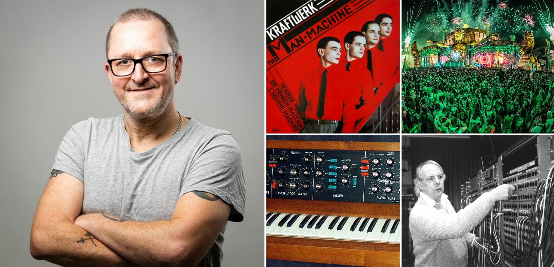 Musikkprat: I hear a New World - den elektroniske musikkens historie