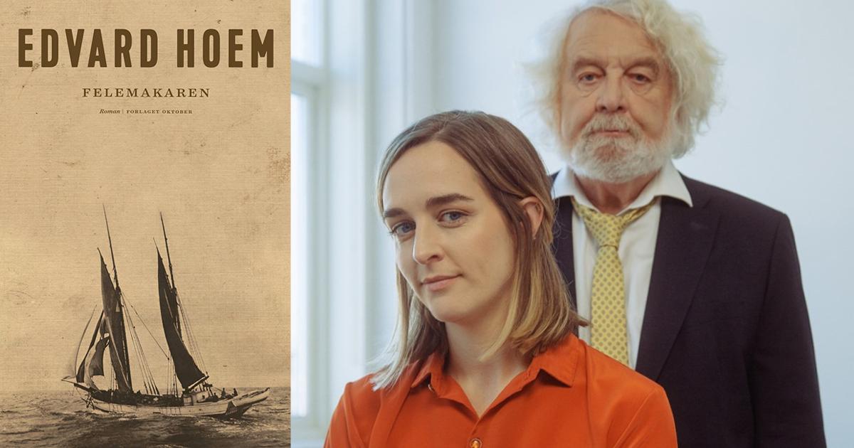 Bokprat: Alt vi har kjært med Ine og Edvard Hoem