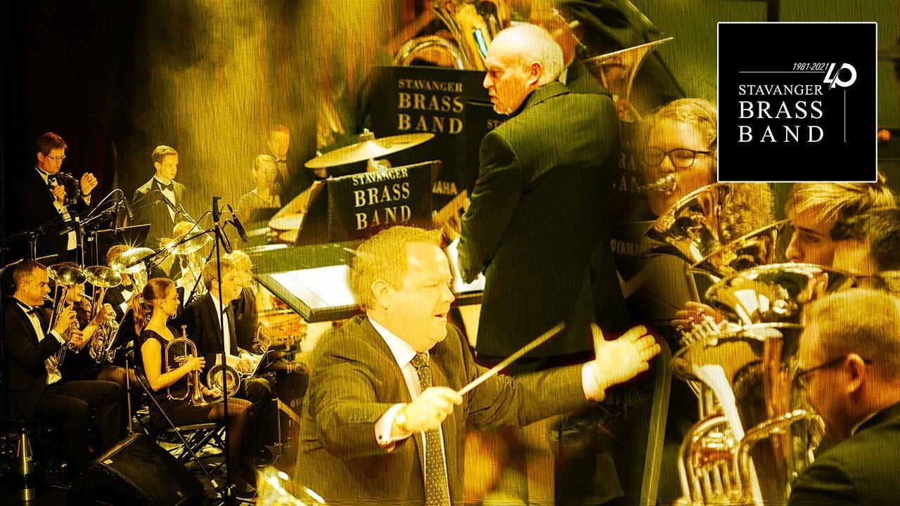 Stavanger Brass Band 40 år