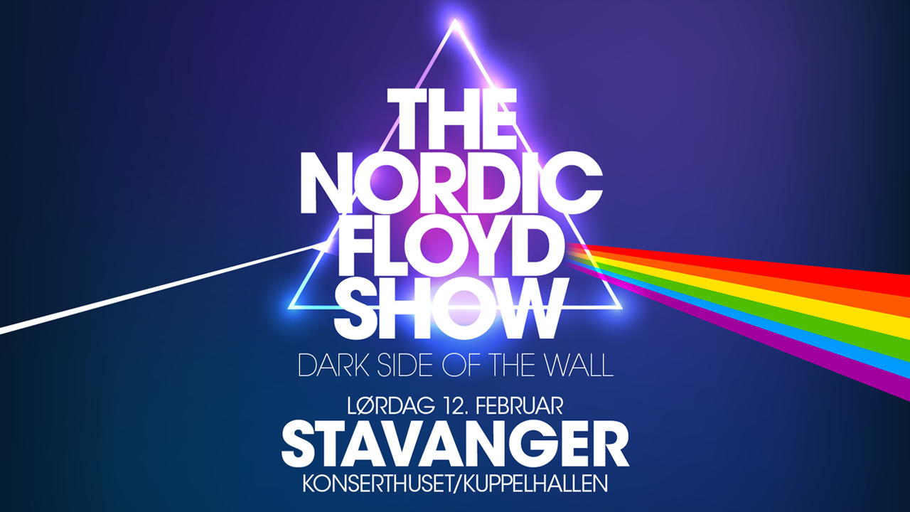 Dark side of the Wall - The Nordic Floyd Show