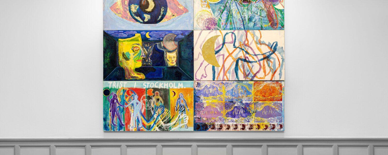 Hva slags kunst kjøper museene