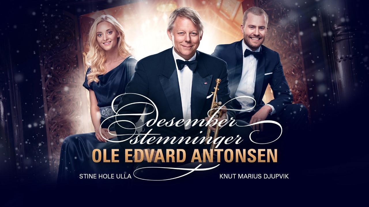 Desemberstemninger - Ole Edvard Antonsen med gjester