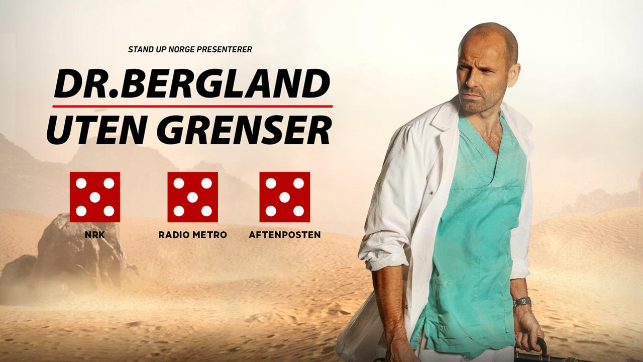 Dr. Bergland - Uten grenser