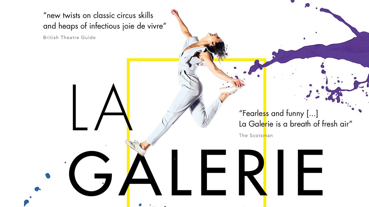 La Galerie med Machine de Cirque