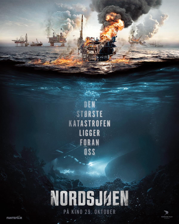 Lukket førpremiere av Nordsjøen