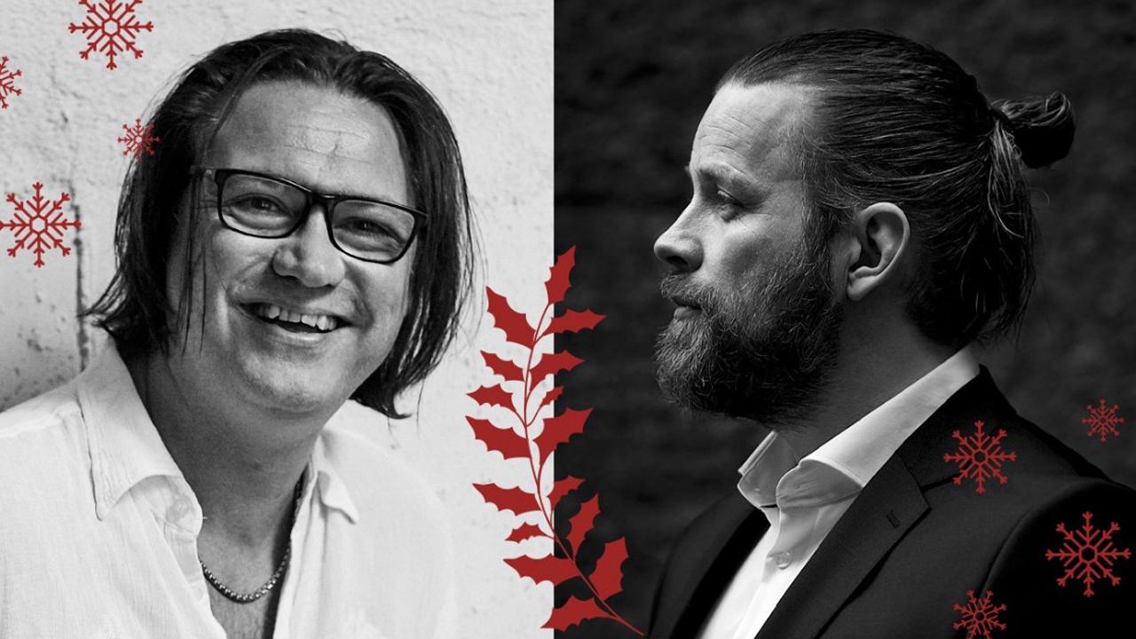 Vidar Johnsen: Him te jul - Årets gjest: Peter Nordberg