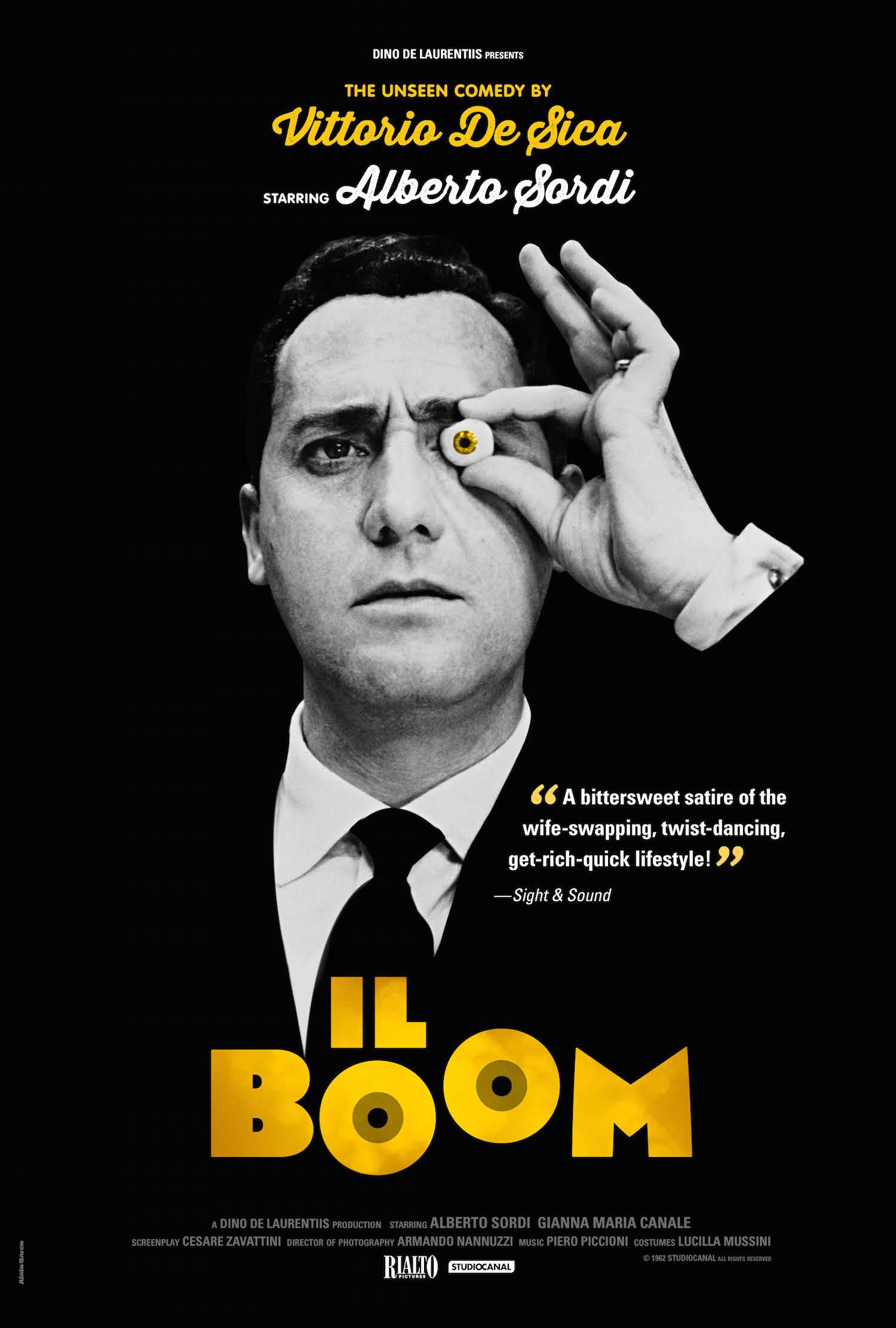 Sølvberget cinematek - Il Boom