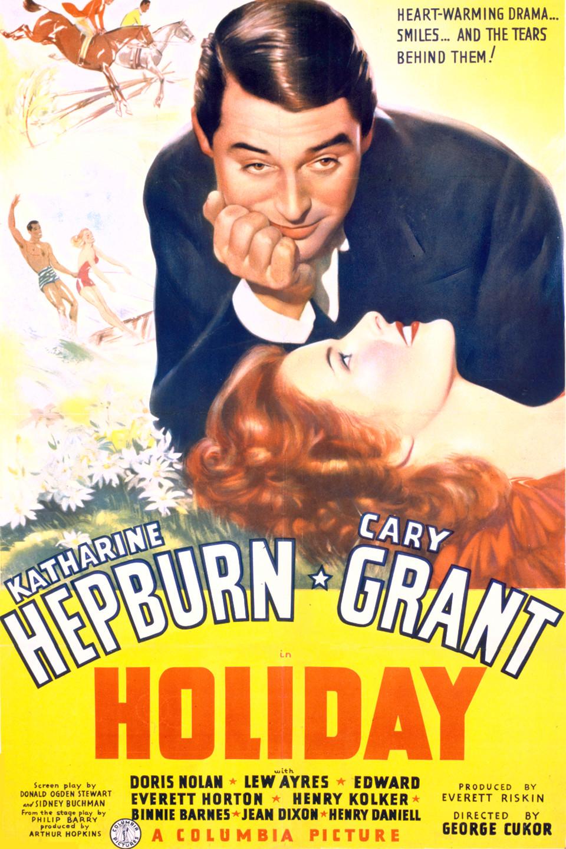 Sølvberget cinematek - Holiday (1938)