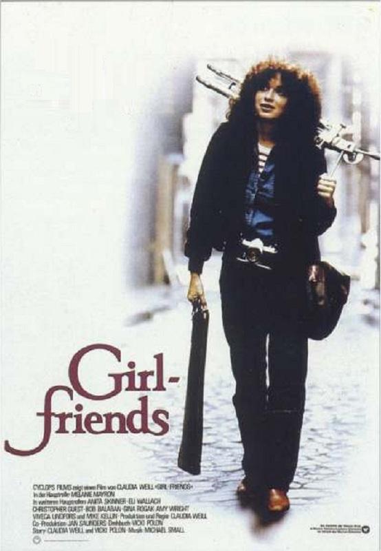 Sølvberget cinematek - Girlfriends