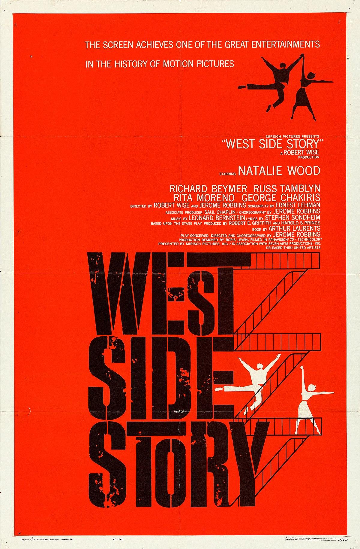 Sølvberget cinematek - West Side Story
