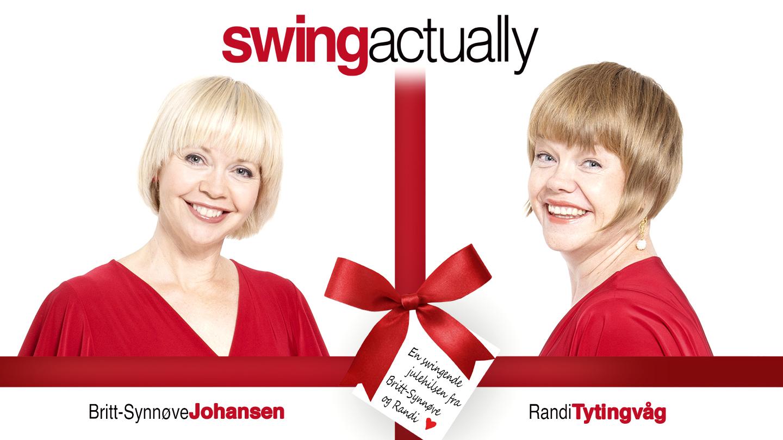 Swing Actually - Julekonsert med Tytingvåg og Johansen