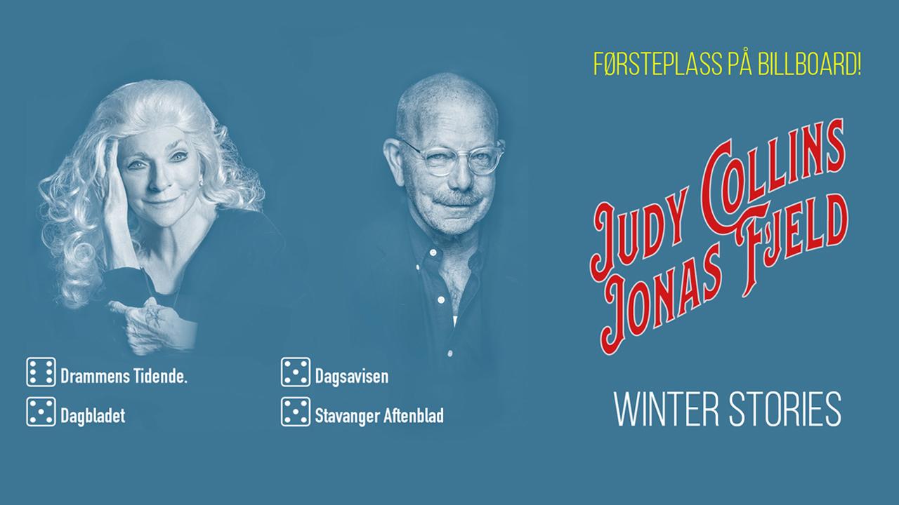 Judy Collins og Jonas Fjell - Winter Stories