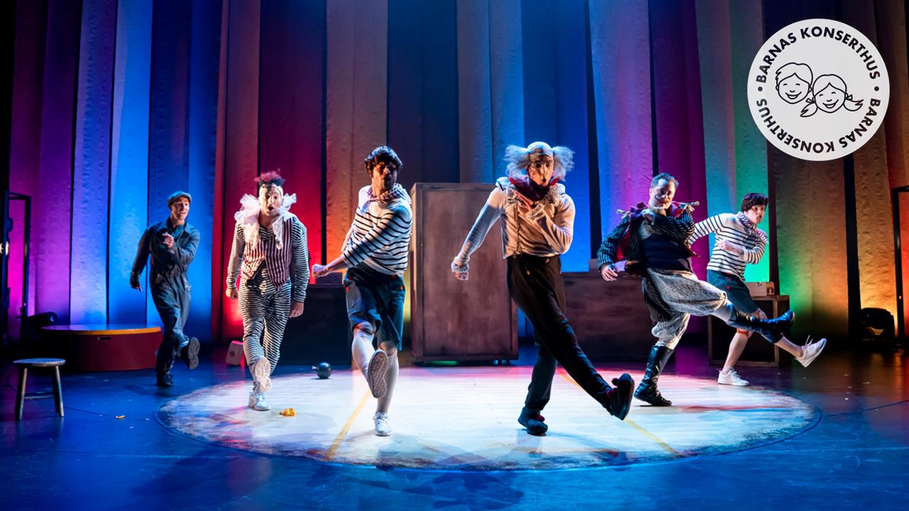 Barnas Konserthus: Circus Absence